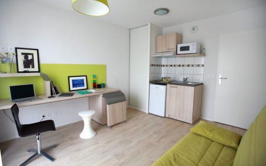 studio lmnp residence etudiante a vendre