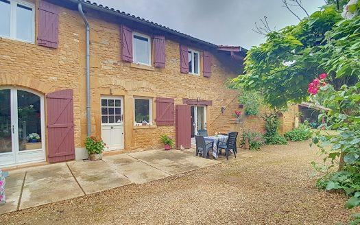 maison vente 69400 pierre T5 piscine dhgconseil