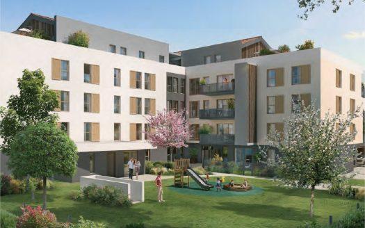 Immobilier neuf appartement vente villeurbanne