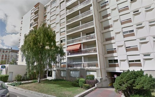 location appartement T1 69100 VILLEURBANNE
