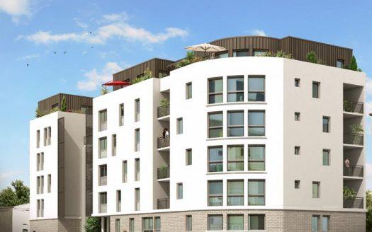 Location appartement neuf T2 69100 Villeurbanne