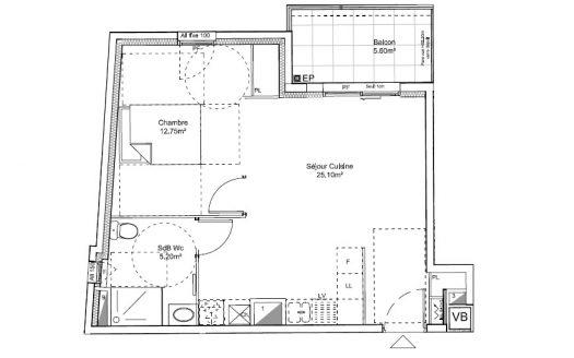 location appartement t2 69100 villeurbanne dhgconseil
